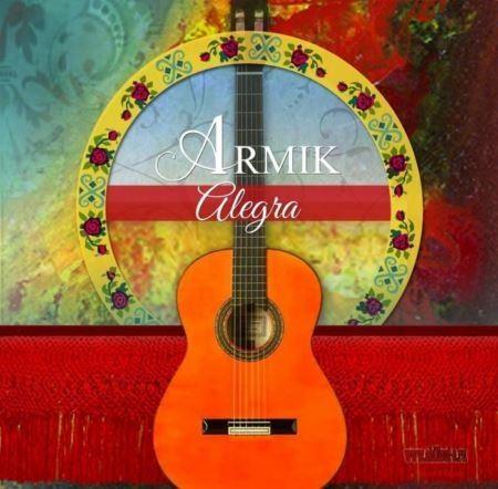 دانلود آلبوم بی کلام گیتار آرمیک به نام Alegra
