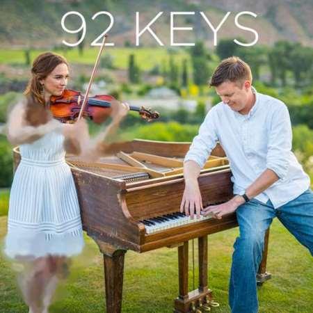 دانلود آهنگ های بی کلام ویلون و پیانو در آلبوم گروه ۹۲Keys
