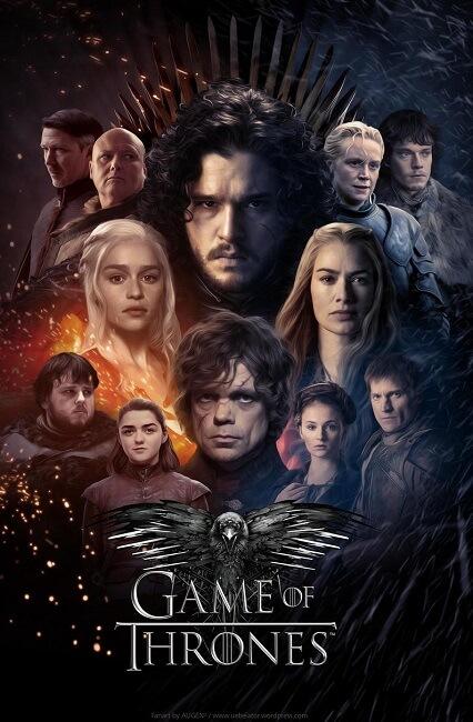 دانلود تمامی آهنگ های سریال Game of Thrones - گیم آف ترونز