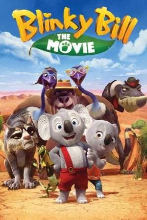 دانلود انیمیشن جدید Blinky Bill the Movie 2015