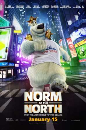 دانلود انیمیشن جدید Norm of the North 2016