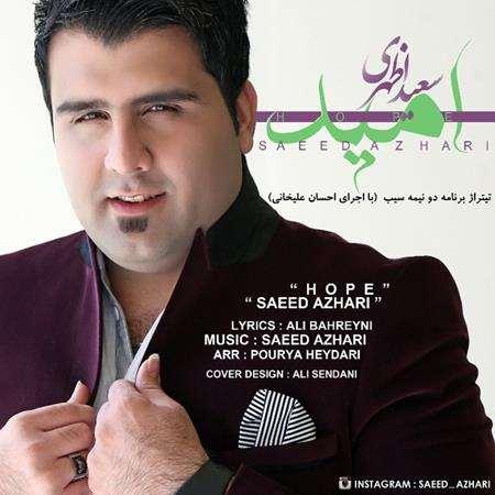 دانلود آهنگ جدید سعید اظهری امید