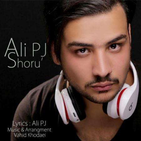 دانلود آهنگ جدید علی PJ شروع