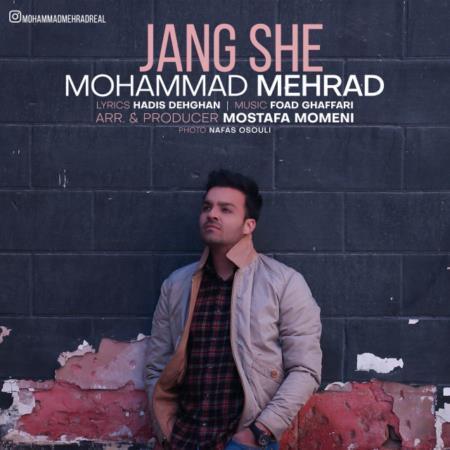 دانلود آهنگ محمد مهراد به نام جنگ شه