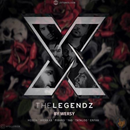 دانلود آهنگ ورسی به نام X.Legendz