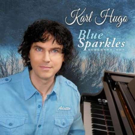 دانلود آلبوم بی کلام پیانو کارل هوگو درخشش آبی