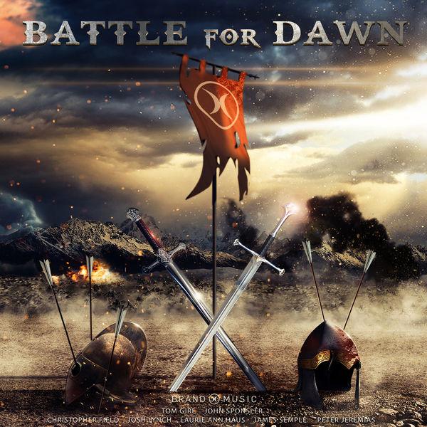 دانلود آلبوم بی کلام حماسی جدید Battle for Dawn