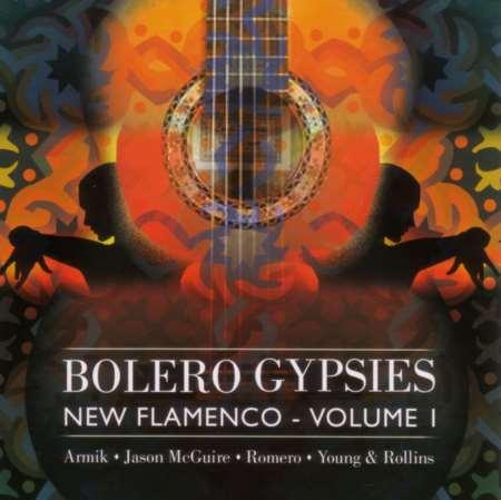 دانلود ملودی های گیتار فلامنکو آلبوم Bolero Gypsies