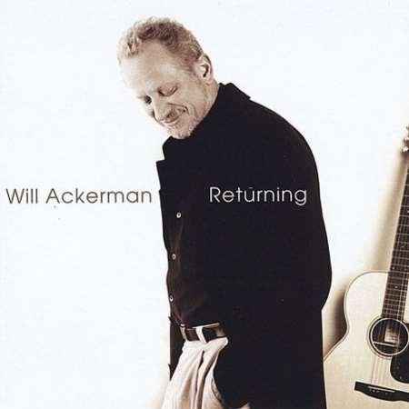 دانلود آلبوم بی کلام گیتار آکوستیک ویلیام آکرمن به نام بازگشت
